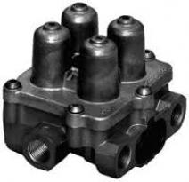 Многоконтурные защитные клапаны Четырехконтурные защитные клапаны