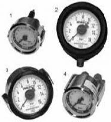 Клапаны сброса конденсата, манометры Манометры
